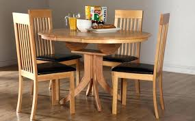 oak dining room sets kitchen table and chairs extendable luxury extendable oak dining