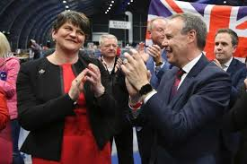 uk election what is the democratic unionist party and could dup