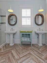 herringbone wood tile floor houzz