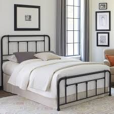 Bed Headboard And Footboard Gracie Oaks Maryellen Panel Headboard And Footboard U0026 Reviews