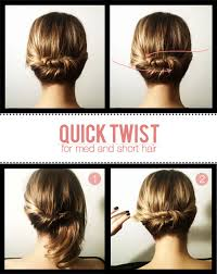 cute hairstyles you can do in 5 minutes 32 chic 5 minute hairstyles tutorials you may love styles weekly