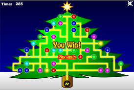 Decorate Christmas Tree Online Game by Christmas Tree Light Up Freeware En Download Chip Eu
