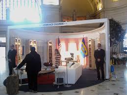 Inside The Oval Office Ikea Lobbying For Oval Office Decor Psfk