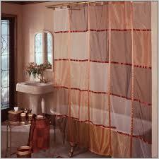 Hookless Shower Curtain Walmart Hookless Shower Curtains Walmart Curtain Home Decorating Ideas