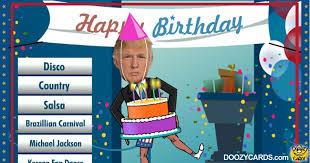 birthday dancing donald trump view the popular birthday dancing