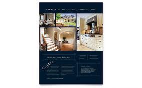 mac brochure templates free real estate flyer templates for mac csoforum info