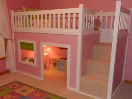 Bunk Bed With Loft Bunk Bed Loft Pink Bunk Bed Loft To Sleep Very Comfortably