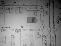 St John Map St John U0027s Evangelical Lutheran Church Maps 1896 97 Abbott