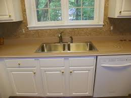 Overmount Stainless Steel Sink by The Solid Surface And Stone Countertop Repair Blog Replace