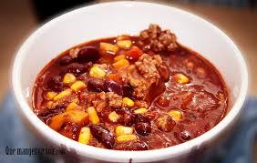 recette de cuisine rapide pour le soir chili con carne que manger ce soir
