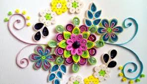 quilling designs quilling petals using combing technique quilling galaxy