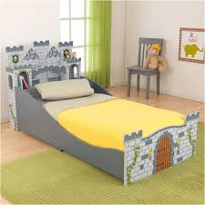 bedroom slat headboard kids beds wayfair medieval castle modern