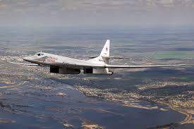 Putin S Plane by Tupolev Tu 160 Wikipedia