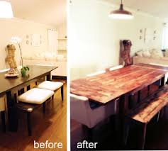 World Market Dining Room Finally Refinished My World Market Table It U0027s Down To It U0027s