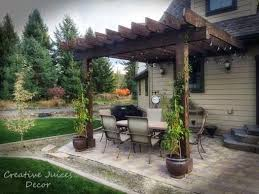 Decorating Pergolas Ideas 68 Best Fountain And Pergola Ideas Covered Patio Ideas Images On