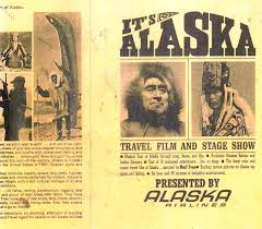 the story of the eskimo who is on the tail of alaska airlines
