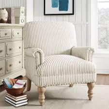 Armchair White White Accent Chairs You U0027ll Love Wayfair