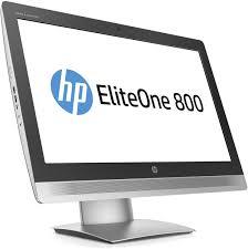 ordinateur de bureau hp tout en un ordinateur hp eliteone 800 g2 x6t81ea abf