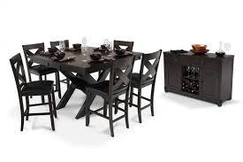 x factor pub dining room collection bob u0027s discount furniture
