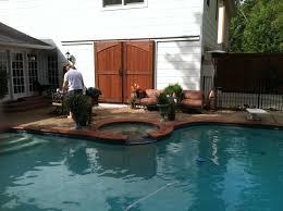 dallas tx custom pool designers and builders north texas