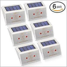 nite guard solar predator control light 4 pack nite guard solar predator deterrent lights best of nite guard