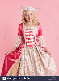 dresses for halloween portrait of 10 11 in colonial princess dress for halloween