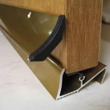 Exterior Door Seals Thresholds by Stormguard Rubber Garage Threshold Seal L 2 5m Departments