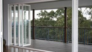 Aluminium Folding Patio Doors Aluminium Folding Door Genesis Capral