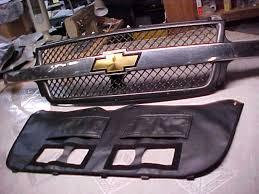2001 chevy silverado fog lights oem winter front grill cover winter front grill cover and bug screen