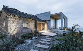 home design evolution rural house renovation in zhoushan evolution design archdaily
