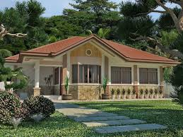 modern bungalow house designs philippines single storey bungalow