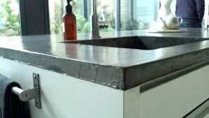 plan de travail cuisine beton beton cire pour plan de travail cuisine beton cire pour plan de