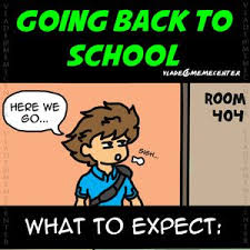 Going Back To School Meme - going back to school by vlade meme center