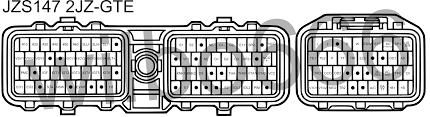lexus sc300 ecu repair wilbo666 2jz gte jzs147 aristo engine wiring
