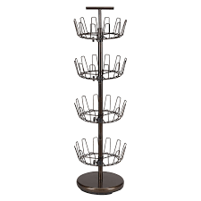 household essentials 2139 1 metal four tier adjustable