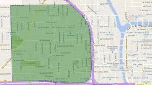 Map Of West Loop Chicago by Westloop 2 Png