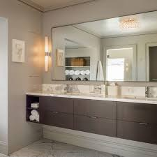 san francisco bathroom vanity lighting transitional with angled