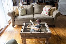 how to make a rustic table how to make a rustic old window coffee table hometalk