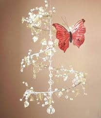 Butterfly Chandelier How To Make Your Own Butterfly Chandelier How To Make Butterfly