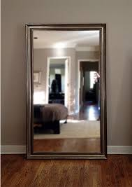 Floor To Ceiling Mirror by Enhance Your Room Beauty With Large Floor Mirror Beautiful House