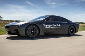concept bmw i8 bmw hydrogen fuel cell prototypes now testing production