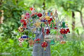 south african christmas decorations stock photo getty images