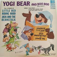 yogi bear boo boo stories red riding hood