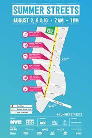 Nyc Bike Map Summer Streets 2014 Nyc Bike Maps