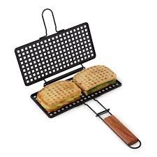Round Sandwich Toaster Toaster Grilled Cheese Bags Sandwich Maker Grill Uncommongoods