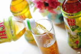 Teh Ichi Oca ichi ocha green tea by indofood eatandtreats food and