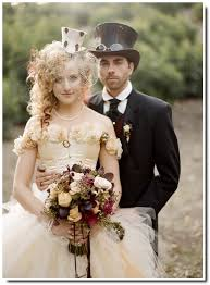 mariage steunk steunk wedding be barock