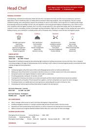 sle chef resume gallery of executive chef resume template
