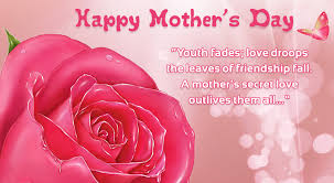 Quotes For Mother S Day Happy Mother Day Quote From His Son Cute Love Quotes For Her