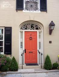 best 25 coral door ideas on pinterest coral front doors coral